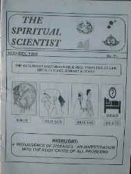 The Spiritual Scientist